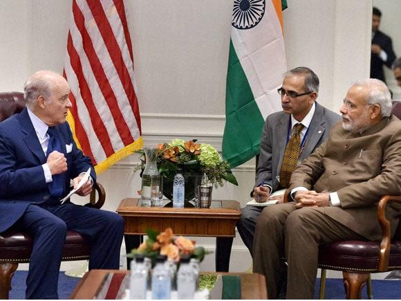 Modi, KKR, India, US, Henry Kravis