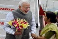Modi returns home from Japan visit