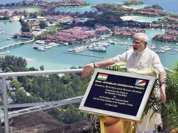 Mauritius, Seychelles, Narendra Modi, Visit