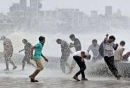 Monsoon special: People enjoy early showers