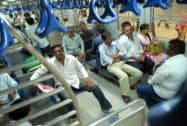 Mumbai local trains get a new look
