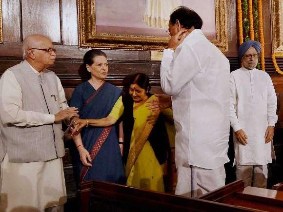 Rajiv Gandhi, Sonia Gandhi, Rahul Gandhi, Priyanka Vadra
