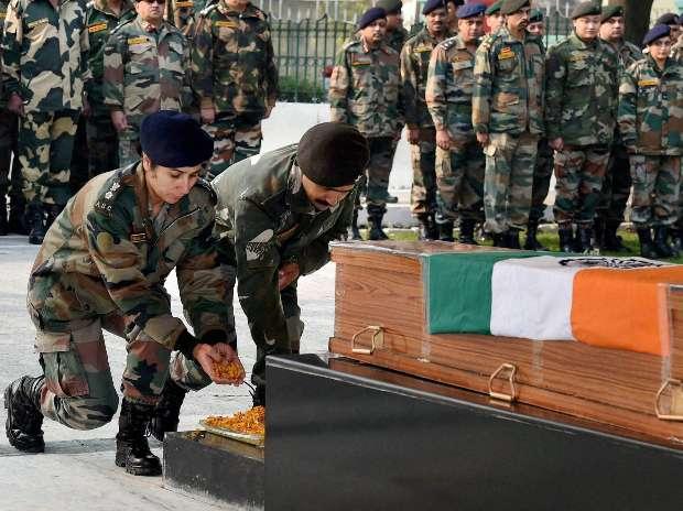 Santosh Y Mahadik, Kashmir, Militant, Attack