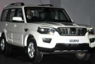Mahindra launches Scorpio at Rs Rs 7.98 lakh