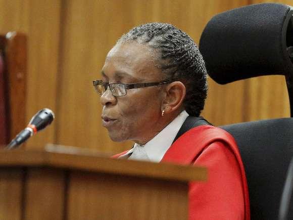 Oscar Pistorius, Thokozile Masipa, Reeva Steenkamp, Murder