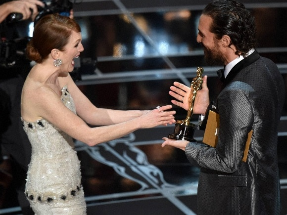 Oscars, Still Alice, Boyhood, The Theory of Everything