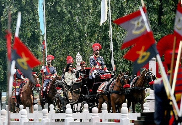 General Dalbir Singh Suhag, Officer Training Academy, Chennai, Passing out parade, Newly commissioned officers, family members, Army Chief