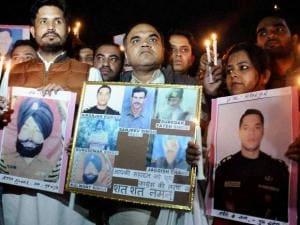 Pathankot attack: India mourns