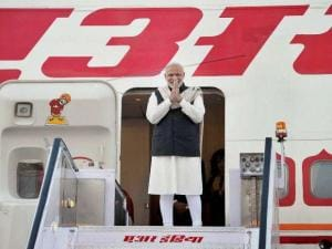 PM Modi embarks on three-day visit to UK