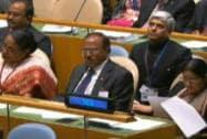 PM Modi's maiden address to the UNGA