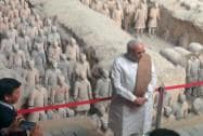 PM Modi in China