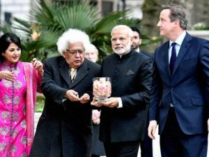 PM Modi in London