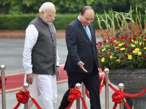PM Modi's maiden visit to Vietnam
