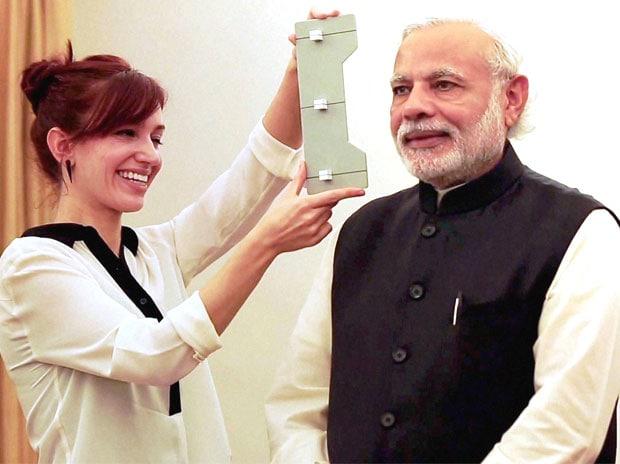 Modi, Madame Tussauds