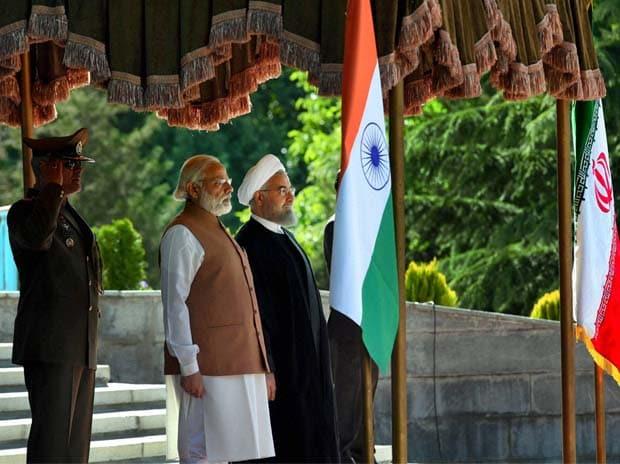 Narendra Modi, Iran, Hassan Rouhani, Ali Tayebnia