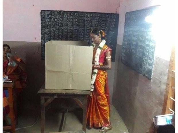 Tamil Nadu, Kerala, Elections, Bride