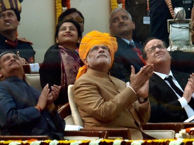 Republic Day, Narendra Modi, Francois Hollande, Arun Jaitley