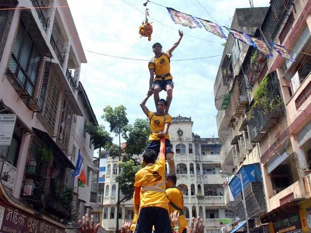 Dahi Handi, Lord Krishna, Janmashtami, Protest
