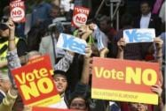 Scotland's independence vote: High voter turnout
