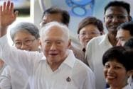 Singapore bids final farewell to Lee Kuan Yew