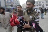 Taliban attack on school in Pak