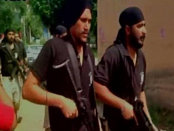 Punjab, Gurdaspur, Terror, Attack