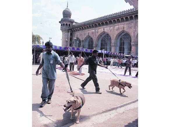 Parliament, Sabarmati, Mumbai train blast, Taj Mahal