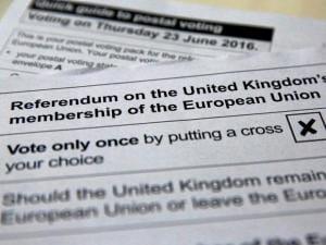 The 'Brexit' Referendum