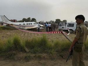 The crash of an air ambulance