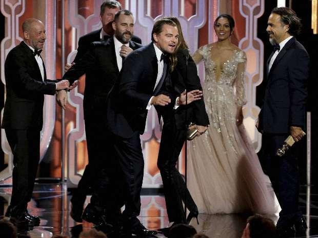 The Revenant, Leonardo DiCaprio, Alejandro Inarritu, Kate Winslet