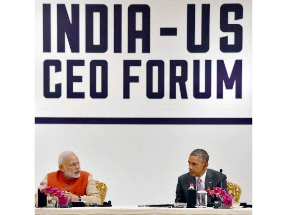 CEO Forum, Narendra Modi, Barack Obama