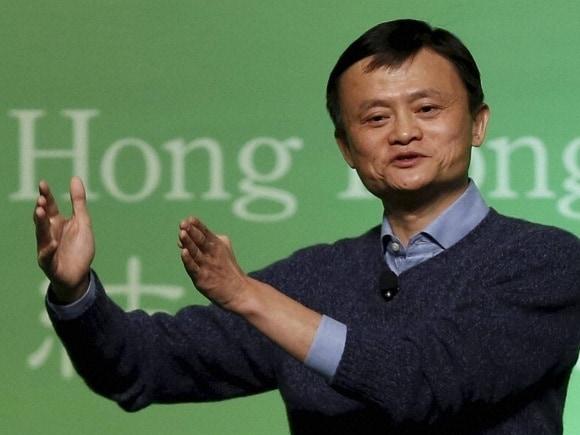 Jack Ma, Dilip Shanghvi, Bill Gates, Liliane Bettencourt