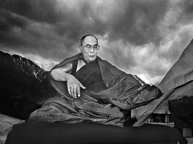 Raghu Rai, Indira Gandhi, Dalai Lama, Mother Teresa