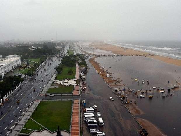 Rains, Chennai, Airport, Hospital