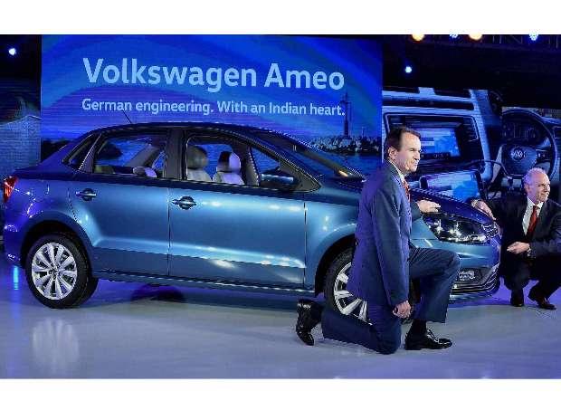 Ameo, Volkswagen