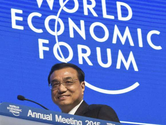 Davos, World Economic Forum, IMF, Christine Lagarde