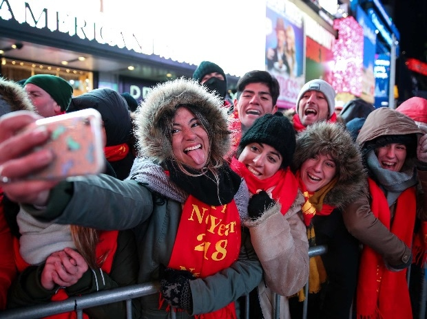 New Year, Times Square
