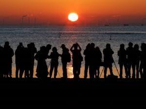 The first sun