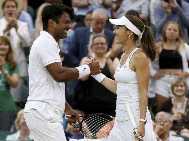 Sania Mirza, Martina Hingis, Wimbledon, Tennis