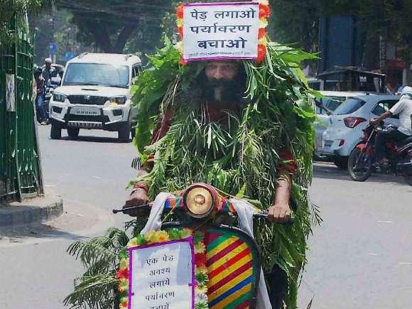 World Environment Day, Prakash Javadekar, Narendra Modi, Virat Kohli