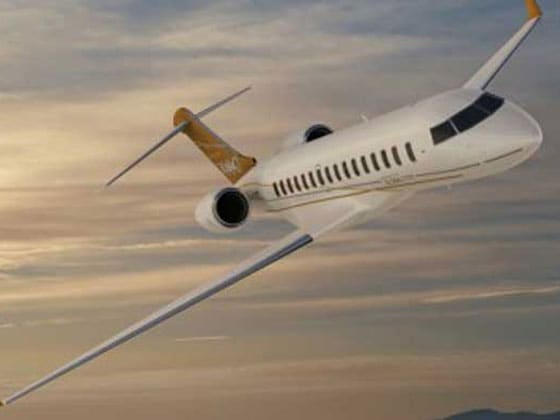 Bombardier Global 8000, large cabin jets, Bombardier