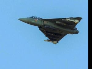 IAF shows off fire power at Iron Fist 2016