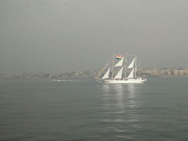 International Fleet Review, Indian Navy, Pranab Mukherjee, Narendra Modi, Manohar Parrikar