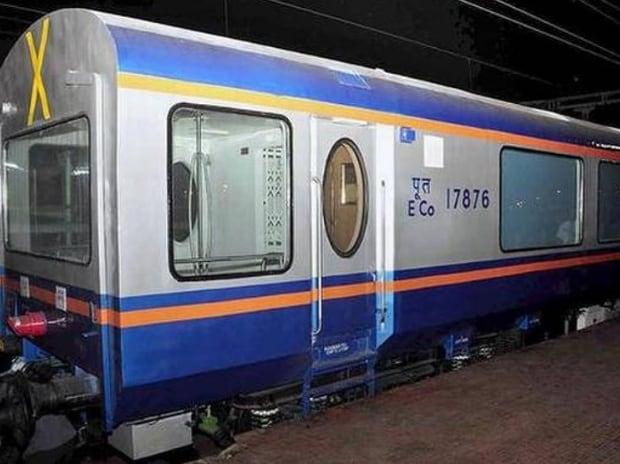 Vistadome coaches, Suresh Prabhu, Railways, train, rail, glass roof, GPS, Indian Railways, Vizag-Araku route, Suresh Prabhu gallery