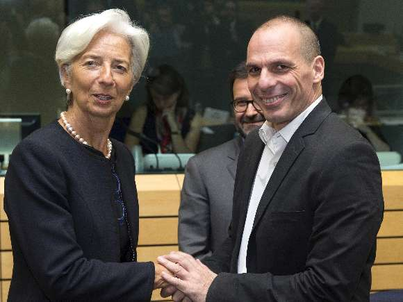 Greece, Christine Lagarde, Alexis Tsipras, Athens