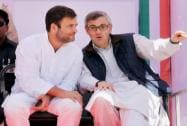 Rahul, Omar woo voters at J&K rally