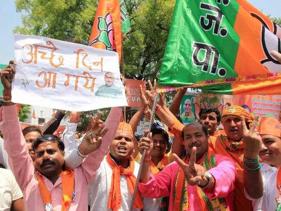 BJP, Lok Sabha polls, Lucknow