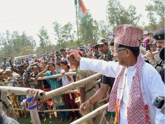 Assam, Tarun Gogogi, Congress, Tezpur, Northeast