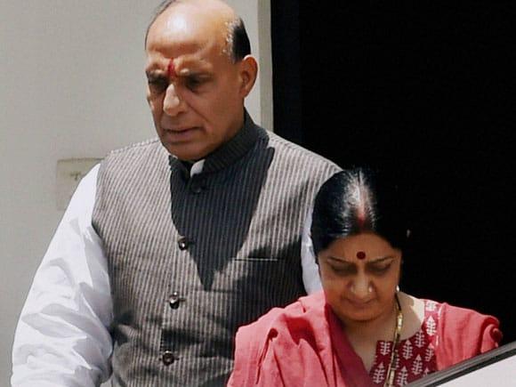 #BJP,#NarendraModi, #SushmaSwaraj, #RajnathSingh