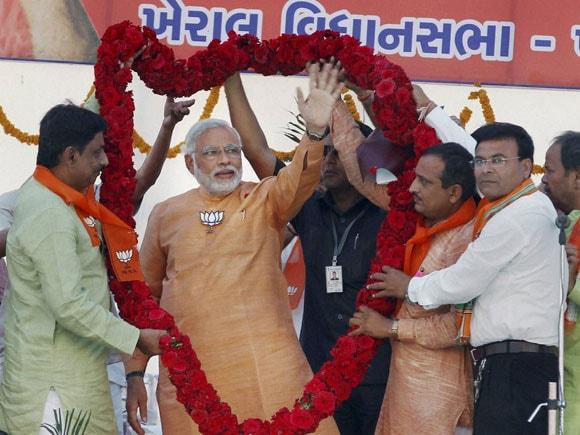 #NarendraModi, #BJP, #Election